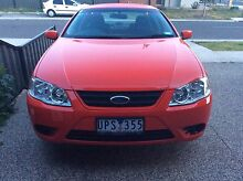 2007 ford Futura lpg low kms cheap Roxburgh Park Hume Area Preview