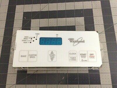 Whirlpool Range Oven Control Board 8053989