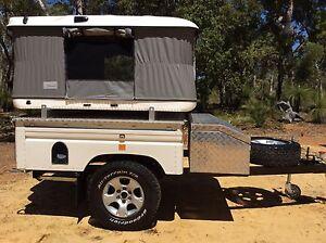 Off road custom built camper trailer Toodyay Toodyay Area Preview