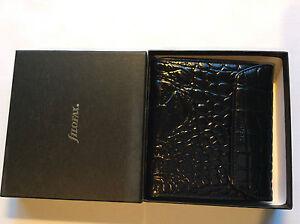 Filofax-Amazona-Female-purse-Black