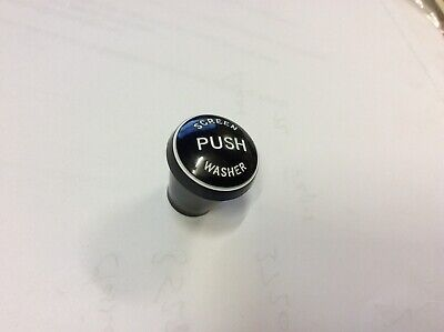for MGA 27H9625 Screw on Washer Pump Knob Healey Sprite /& MG Midget MGA