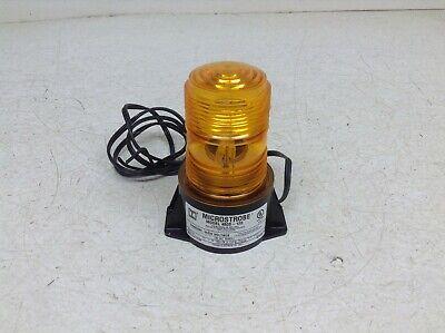 Tomar 480s-120 Microstrobe 120 Vac Orange Strobe Light 480s120 Tsc