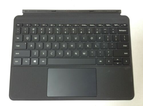 Microsoft Surface Go Type Cover Keyboard  Model 1840 -  Black