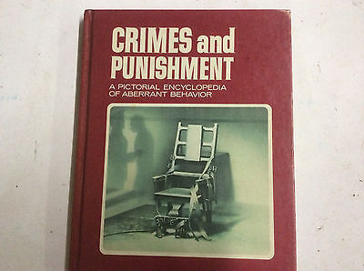 Crimes And Punishment Book   Volume 1   1973