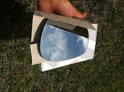 Mirr Door (2009-2011 BMW E90 E91 (4-door Sedan) Mirror Glass 328i 323i 335i 335d 320i)
