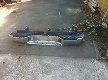 Nissan Navara rear bumper off tub Wallan Mitchell Area Preview