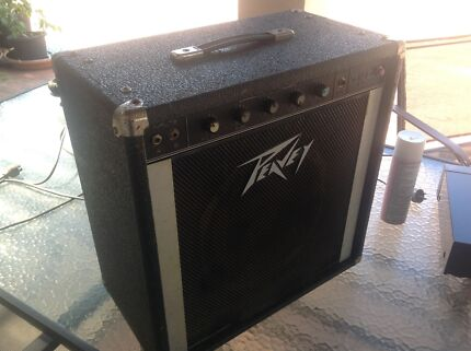 Peavey tko80 Great vintage 80 watt bass amp combo Gwelup Stirling Area Preview