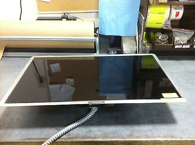 Heated Glass Display Shelf- Commercial Drop In- Hatco Hbgb-3018