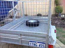 6x4 cage trailer Secret Harbour Rockingham Area Preview