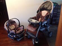 Chico travel system Greenwith Tea Tree Gully Area Preview