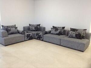 "Brand New ""Manhattan"" Modular Lounge & Ottomans! Mindarie Wanneroo Area Preview"