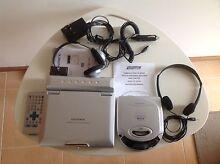 Portable DVD/CD player Glandore Marion Area Preview