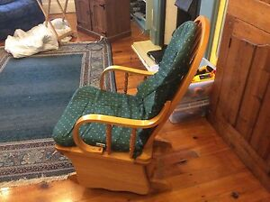 Rocking chair glider babyco Eastwood Ryde Area Preview