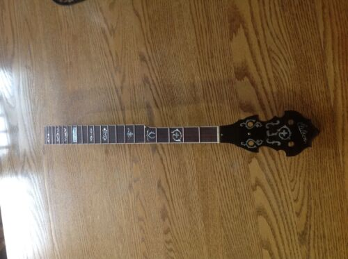 Gibson replacement banjo neck 22 frets