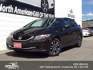 2014 Honda Civic EX $113 Bi-Weekly