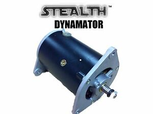 New Stealth  Dynamator  Dynamo/Alternator conversion  45amp as Lucas C39 C40