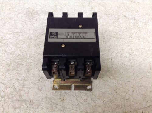 GE General Electric CR153EB072DBA Definite Contactor CR153-EB072DBA (TSC)