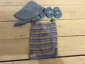 Authentic American Girl Doll Bath/Spa Outfit