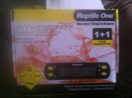 Reptile one atmostat Tuggerawong Wyong Area Preview