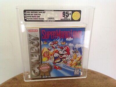 Trés rare - Nintendo GameBoy - Super Mario Land-VGA 95+ NEUF- No...