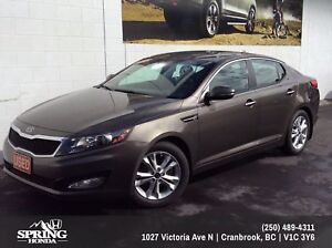 2012 Kia Optima EX $103 Bi-Weekly