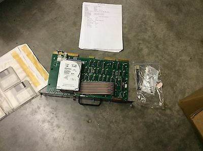 Kearney Trecker Mm800 Milling Machine Hard Drive Board 810-23444-00 840-20844-01