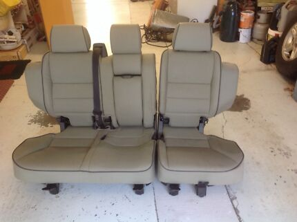 Rear Leather Seats Corinda Brisbane South West Preview