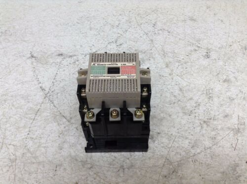 Mitsubishi S-K80 Motor Starter Magnetic Contactor 45 kW 200-240 VAC Coil SK80