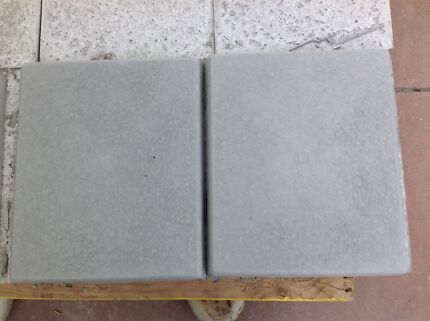 55 X new concrete pavers