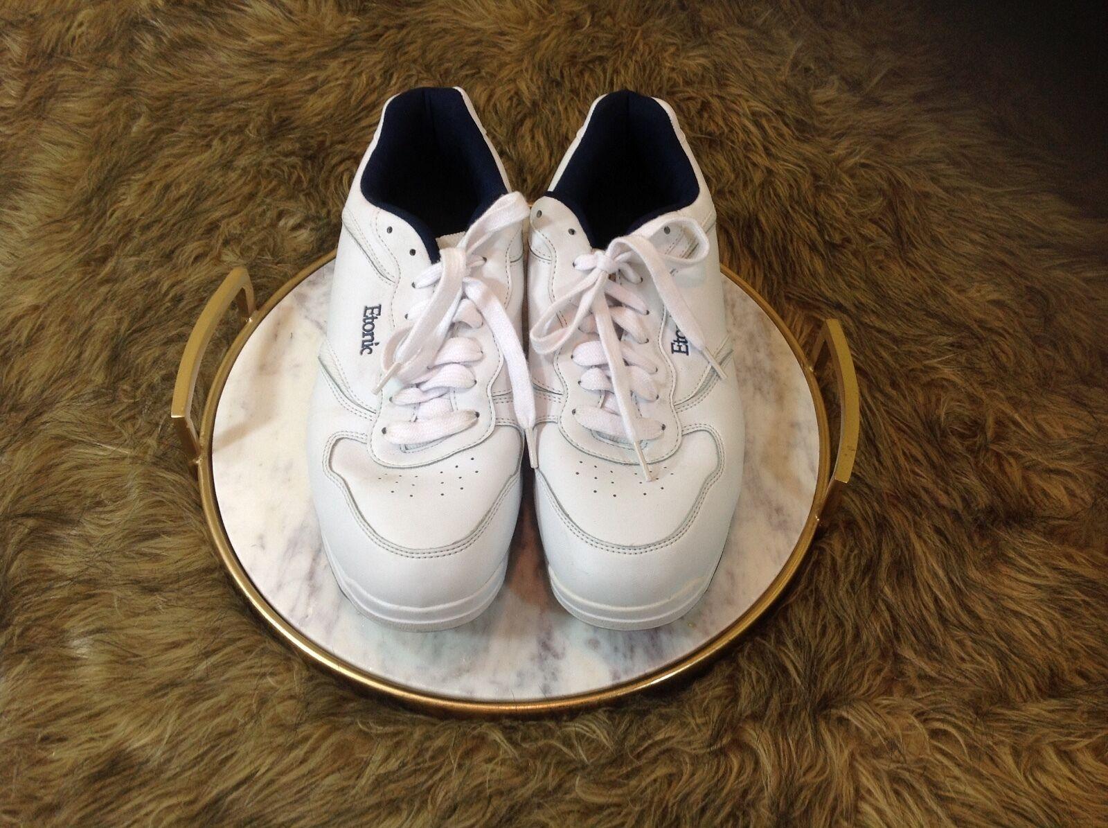 Etonic Perfect Slide White Mens Bowling Shoes Size 11.5