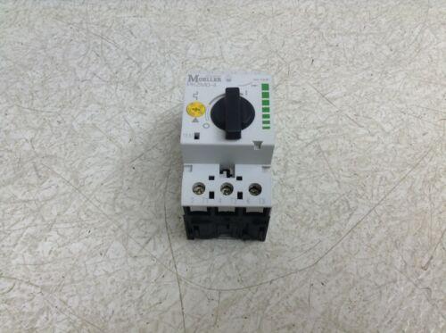 Moeller Klockner PKZM0-4 Motor Circuit Protector 2.5-4 Amp PKZM04 (OK)