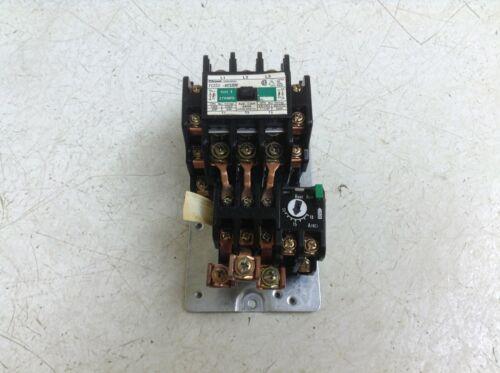 Aromat FC25U-AC120V Size 1 27 Amp Contactor Starter FT-25AU-18