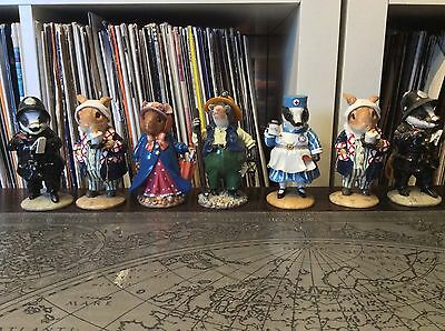 REGENCY FINE ARTS - TALES OF HONEYSUCKLE HILL - FIGURINE/ORNAMENT COLLECTION