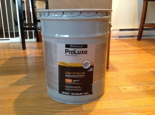 Sikkens Stain Proluxe Cetol 23 Plus RE Exterior Topcoat Exterior 077