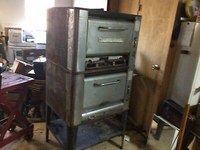 Blodgett Used Gas Oven Commercial Pizza Oven Baking