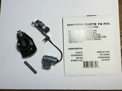 Ignition Parts Kit For Ihc Tractors 309787 Ford 8n 501 600 700 800 900 2000
