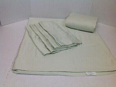 Full Sheets Northern Nights Rayon made from Bamboo Sheet Set w/ Extra Pillowcase