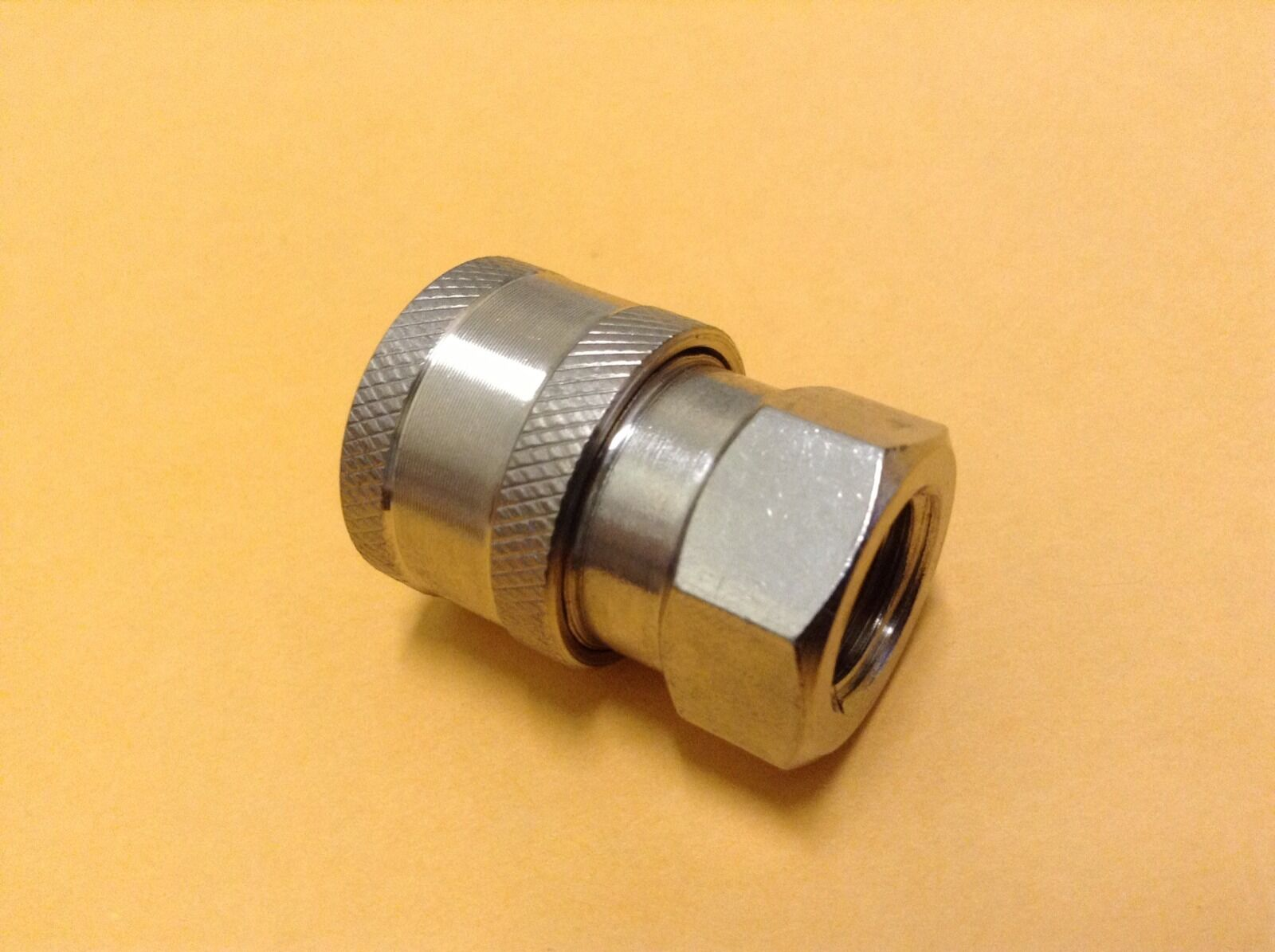 Power pressure washer fitting quot fpt female