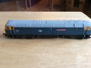 Ho scale Hornby train loco