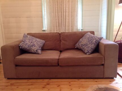 Two 2.5 seater sofas - Perfect condition Manly Manly Area Preview