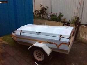 Enclosed trailer. Venter trailer Alexander Heights Wanneroo Area Preview