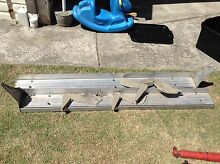 Toyota 4Runner side steps Thornton Maitland Area Preview