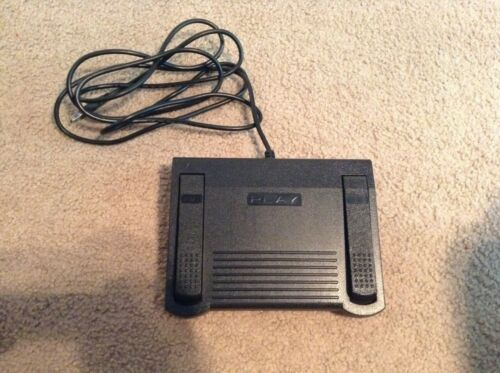 INFINITY USB Transcription Dictation Foot Pedal IN-USB-1