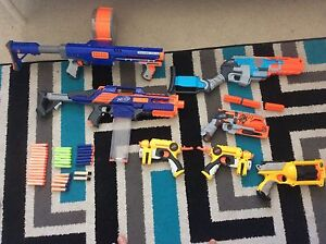 Very Cheap Nerf Guns all for $100! Marino Marion Area Preview