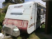 Caravan Galaxy Series 3 with ensuite Rosebud Mornington Peninsula Preview