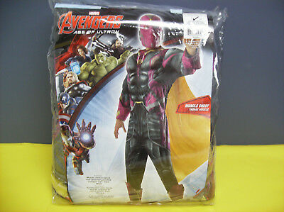 MARVEL AVENGERS AGE OF ULTRON VISION MEN HALLOWEEN COSTUME - Vision Marvel Kostüm