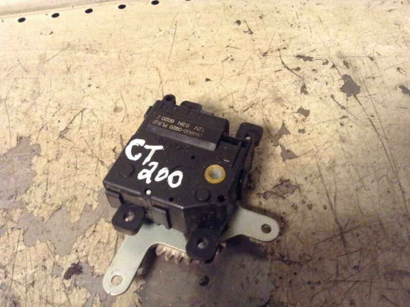 Lexus CT 200 h Heater flap actuator motor 063800-0920
