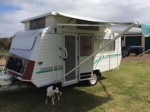 Roma executive 2000 caravan Fullerton Cove Port Stephens Area Preview