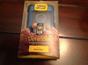 Otter Box Defender for iPhone 6 or 6s - Barely Used