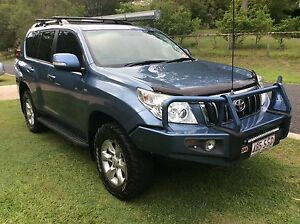 Toyota Landcruiser Prado GXL 12/13 Full Leather Glenview Caloundra Area Preview